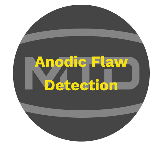 Anodic Flaw Detection