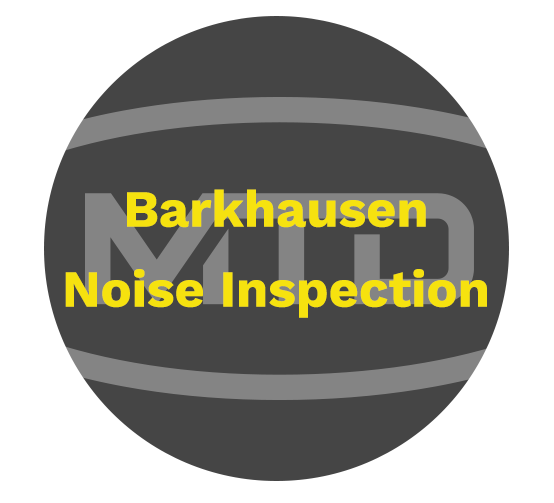 Barkhausen Noise Inspection