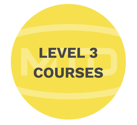 MTD Services Level3 courses