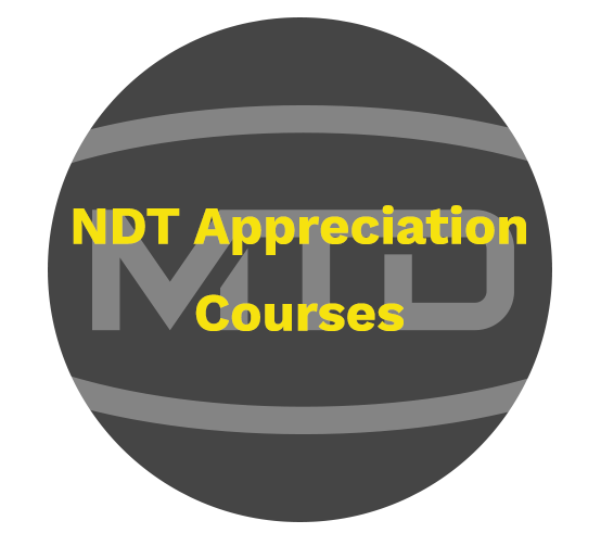 NDT Appreciation Courses