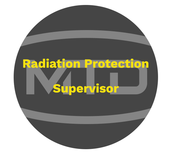 Radiation Protection Supervisor